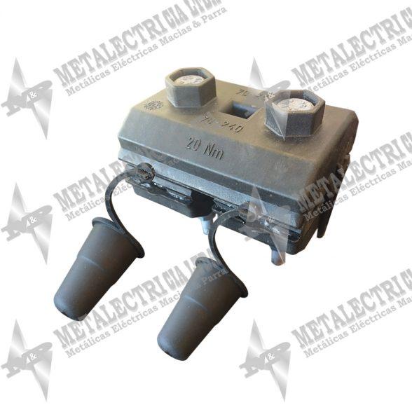 Conector dentado CDP-240-240
