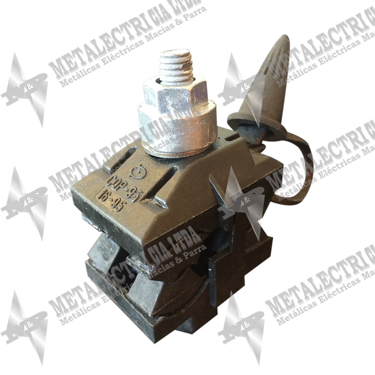 Conector dentado CDP-95