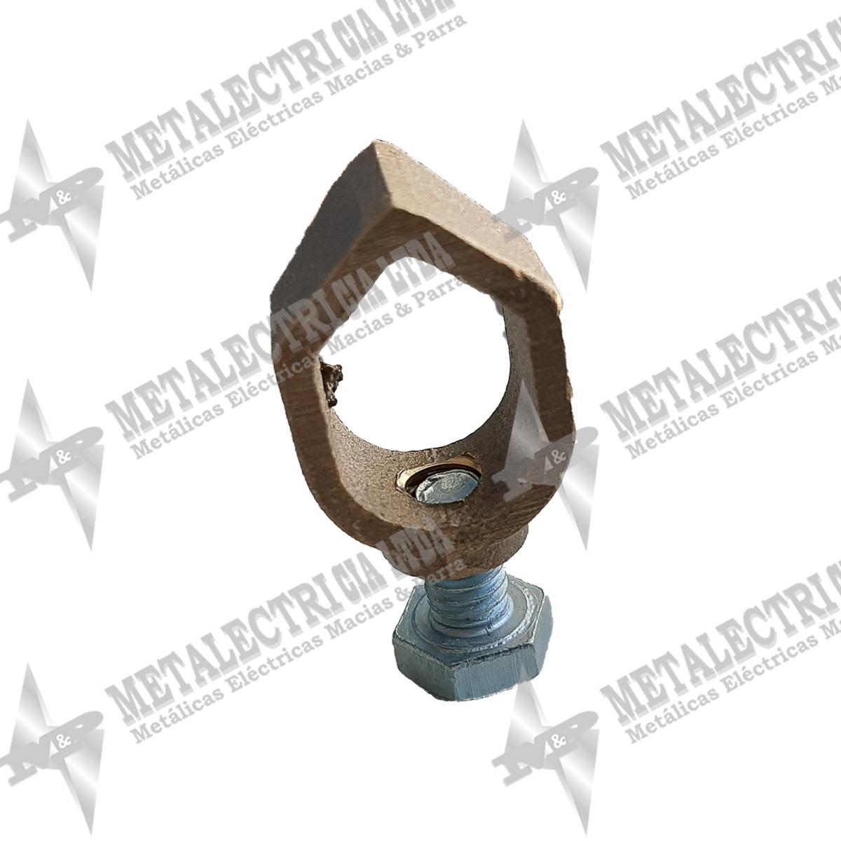 Conector para varilla copperweld