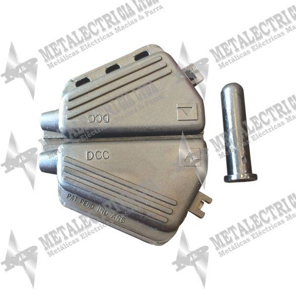 Derivador para conductor concéntrico DCC