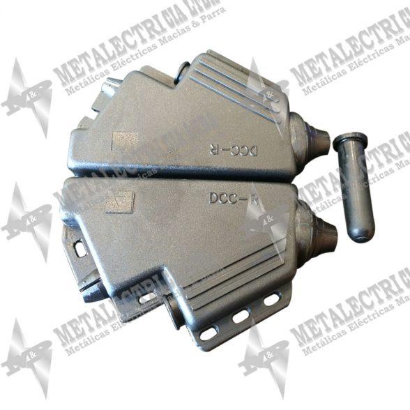 Derivador para conductos concéntrico DCC-R
